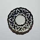 Тарілка Пахта, Узбецька тарілка з орнаментом Пахта 15см, фото 5