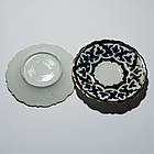 Тарілка Пахта, Узбецька тарілка з орнаментом Пахта 15см, фото 3