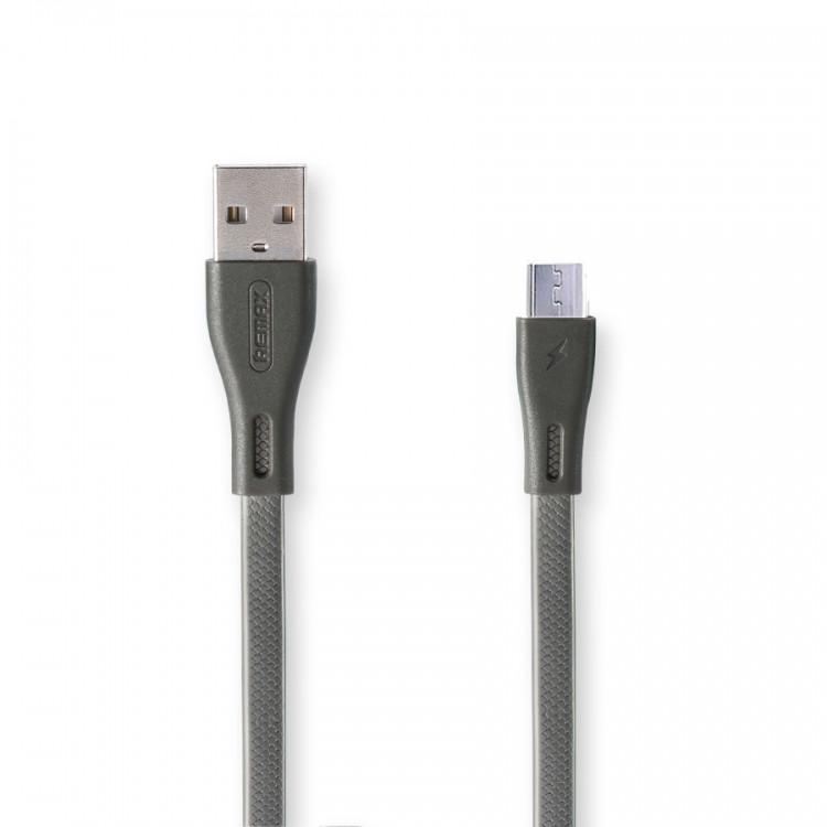 USB Data кабель Remax Full Speed Pro RC-090m MicroUSB 1m