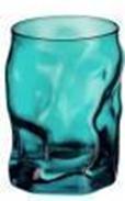 Склянка Bormioli  Sorgente Sky Blue 300 мл