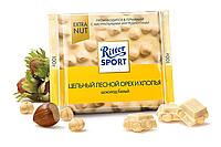Шоколад Ritter Sport Nuss klasse Белый с цельными лесными орехами 100 г