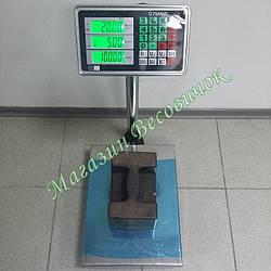 Товарні ваги Олімп A_150 кг (300х400мм)