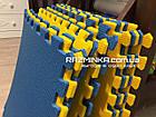 Напольный коврик-пазл для детей 48х48х1см (х10шт) , фото 5