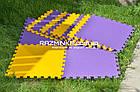 Напольный коврик-пазл для детей 48х48х1см (х10шт) , фото 7