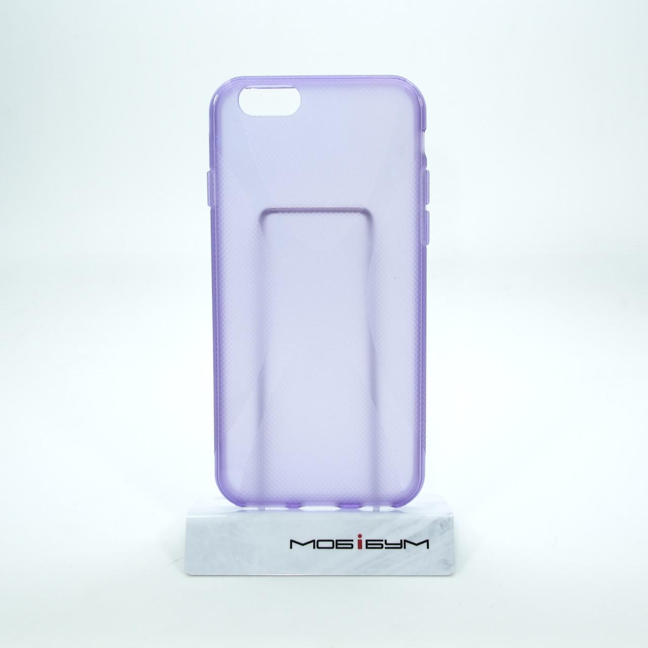 Чехол silicone New Line iPhone 6 lilac