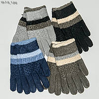 Детские перчатки на мальчика 6-9 лет - №18-7-9
