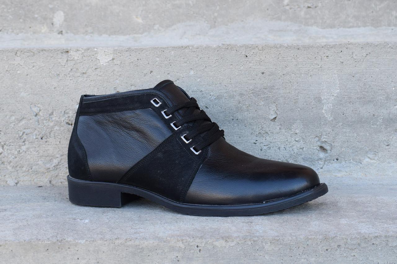 Зимові теплі черевики Strado - модне взуття для Вас! Остання пара 42 розмір!