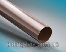 Труба пластикова водостічна система PROAQUA 3м