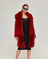 Зимнее женское теплое пальто очень большого размера 64- 78.Зимове ... 27ffa414143f4