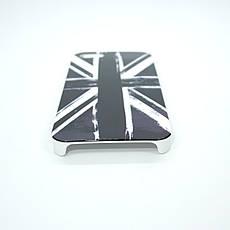Чехол TnB Slim Clipon Cover iPhone 5s/SE black + scre EAN/UPC: 330317006359, фото 2