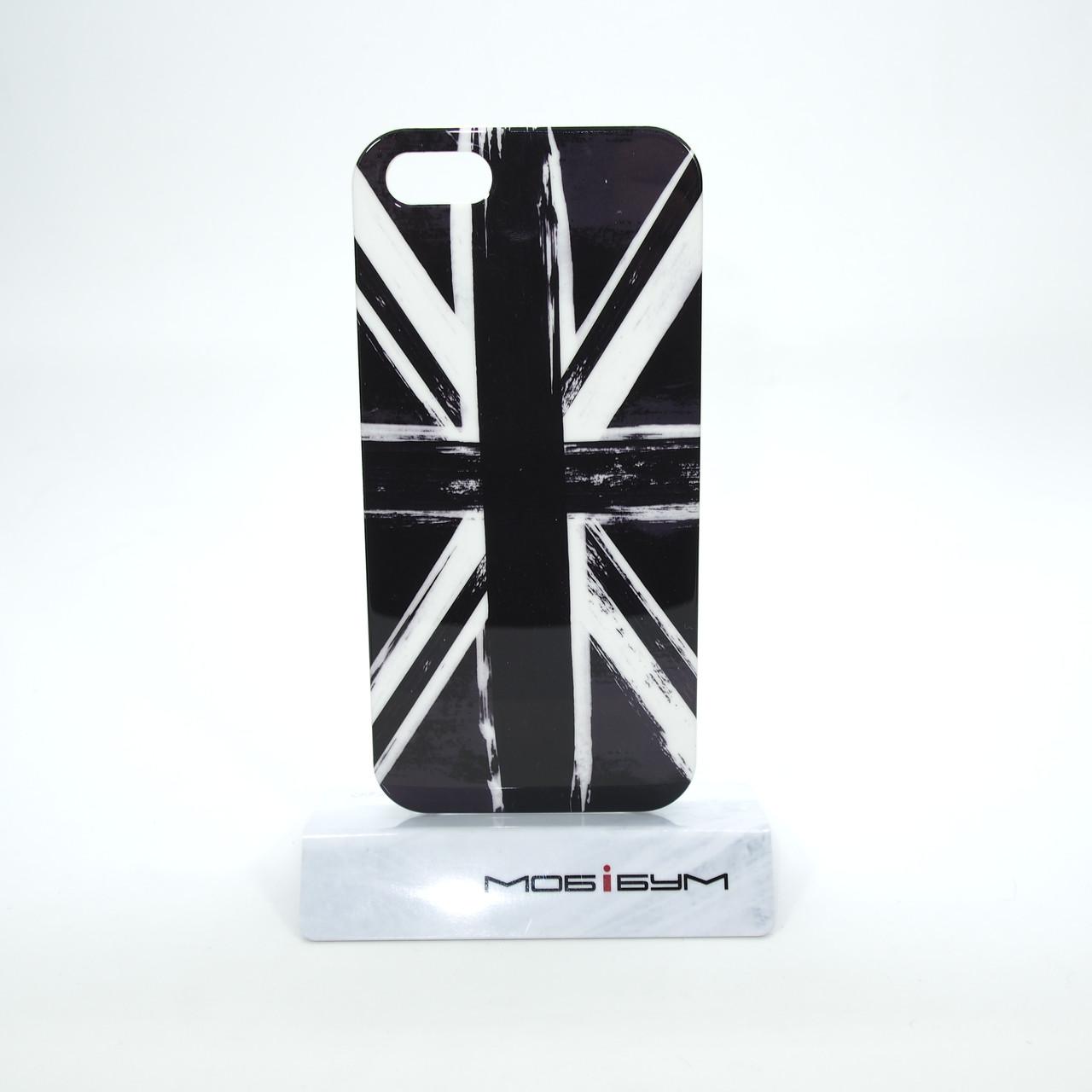 Чехол TnB Slim Clipon Cover iPhone 5s/SE black + scre EAN/UPC: 330317006359
