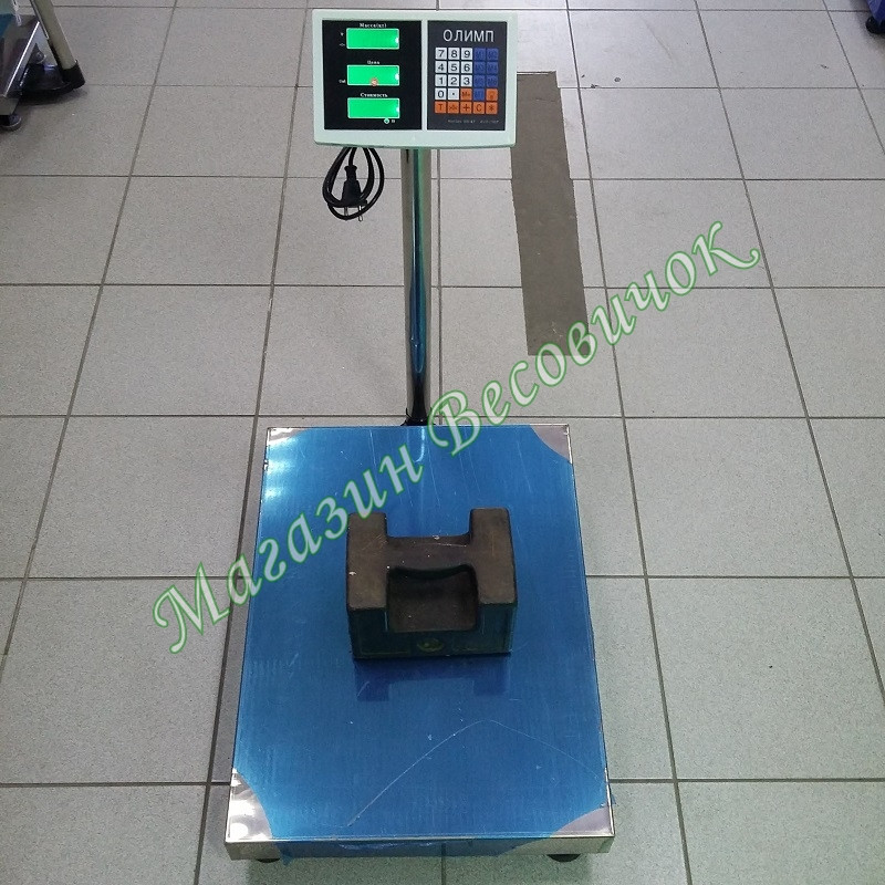 Товарные весы Олимп C_300 кг (450×600мм)