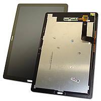 """Дисплей Huawei MediaPad M5 10 10.8"""" с тачскрином черный Оригинал"""