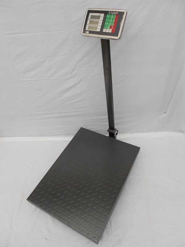 Платформенные весы Олимп К4_600 кг (600х800мм)