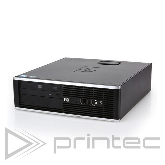 Системный блок HP Compaq 8000 Elite Core 2 Duo E8400 4GB RAM 120GB SSD