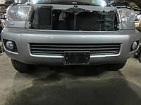 Комплектный передний бампер Toyota Sequoia