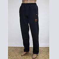 Мужские теплые спортивные штаны трехнитка пр-во Турция 1303, фото 1