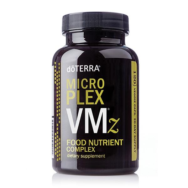 «Майкроплекс Ви-Эм-Зед», Комплекс витаминов и минералов / Microplex VMz® Food Nutrient Complex, 120 капсул