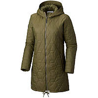 da05c32f Куртка Columbia женская CASTLE CREST™ MID JACKET болотная 1800561-383