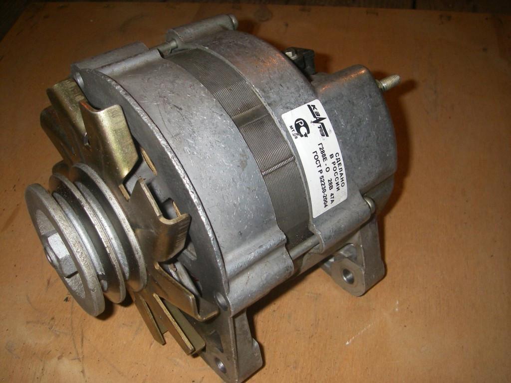 Генератор K 700,-70А (ЯМЗ 238НД2,238НД3) 12В (пр-во р. Самара)