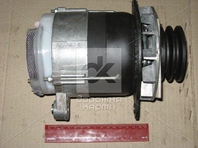 Генератор Д 160 14В 1кВт шкив 2-х ручейковый (пр-во Радиоволна)
