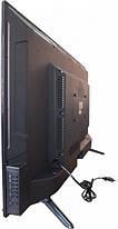 "Телевизор Grunhelm GTV43T2FS Диагональ 43"" + SMART TV + DVB-T2/DVB-С, фото 2"