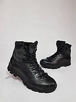 Ботинки зимние Форс тактические на шерсти, фото 1