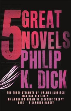 Книга 5 Great Novels by Philip K. Dick , фото 2