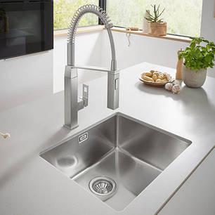 Кухонная мойка  AquaLine 500 x 500, фото 2