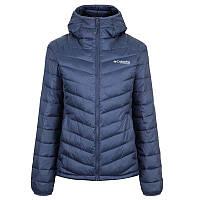 Женская куртка Columbia SNOW COUNTRY™ HOODED JACKET синяя 1823071-466 fc839fd0e732c
