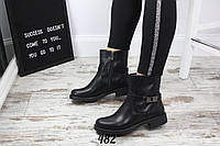 Женские зимние ботинки 482