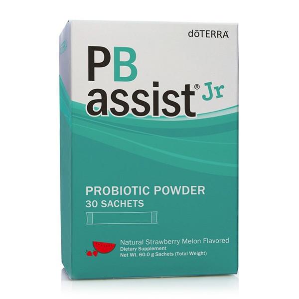 «ПИ-БИ Ассист Джуниор» Комплекс пробиотиков и пребиотиков, БАД / PB Assist Jr, 30 пакетов