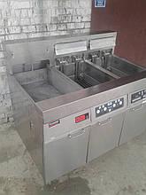 Фритюр промышленный  Frymaster H 17 б у, промышленная фритюрница б/у, фритюр профессиональный б у