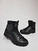 Ботинки зимние тактические на шерсти, фото 1