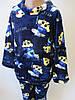 Детские махровые пижамы для мальчиков.