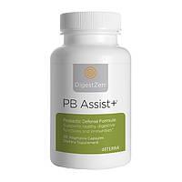 «Пі-Бі Ассист», Комплекс пробіотиків і пребіотиків / PB Assist+® Probiotic Defense Formula , 30 капсул.