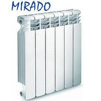 Биметаллический радиатор отопления  MIRADO 500х100