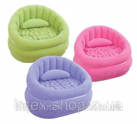Надувные кресла Intex 68563 (Розовый), фото 2