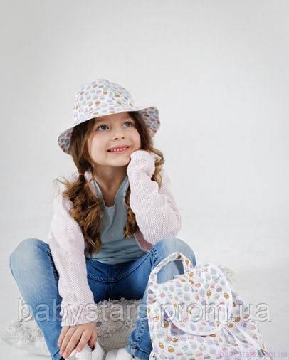 набор рюкзак и панама на малыше фото 18