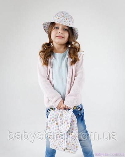 набор рюкзак и панама на малыше фото 17