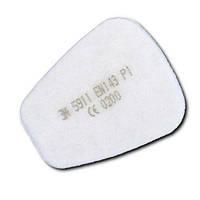 Фильтр от пыли и аэрозолей 3М 5911 класс Р1 для масок серий 3M 6000 и 3M 7500  3M 6000 FF-400