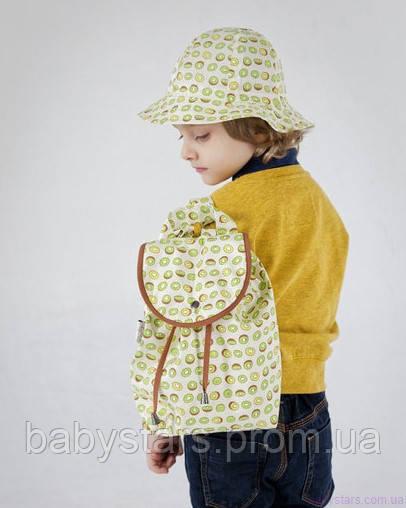 набор рюкзак и панама на малыше фото 20