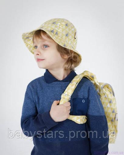 набор рюкзак и панама на малыше фото 22