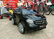 Детский электромобиль M 3181 EBLR Mercedes, белый, черный, красный