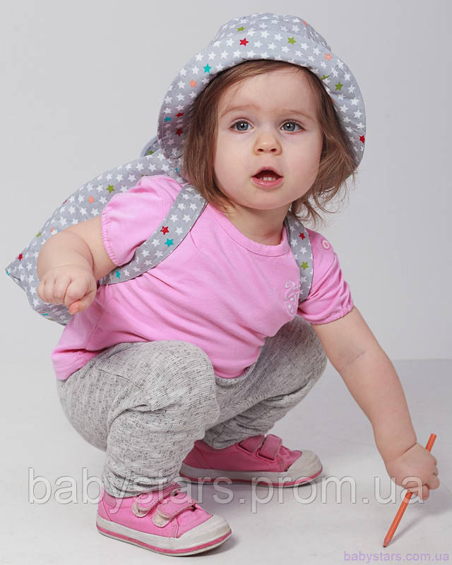 набор рюкзак и панама на малыше фото 8