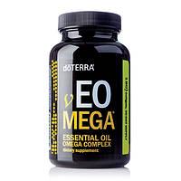 «Вео Мега», Комплекс омега-кислот з рослинних джерел / vEO Mega® Essential Oil Omega Complex,120 кап.