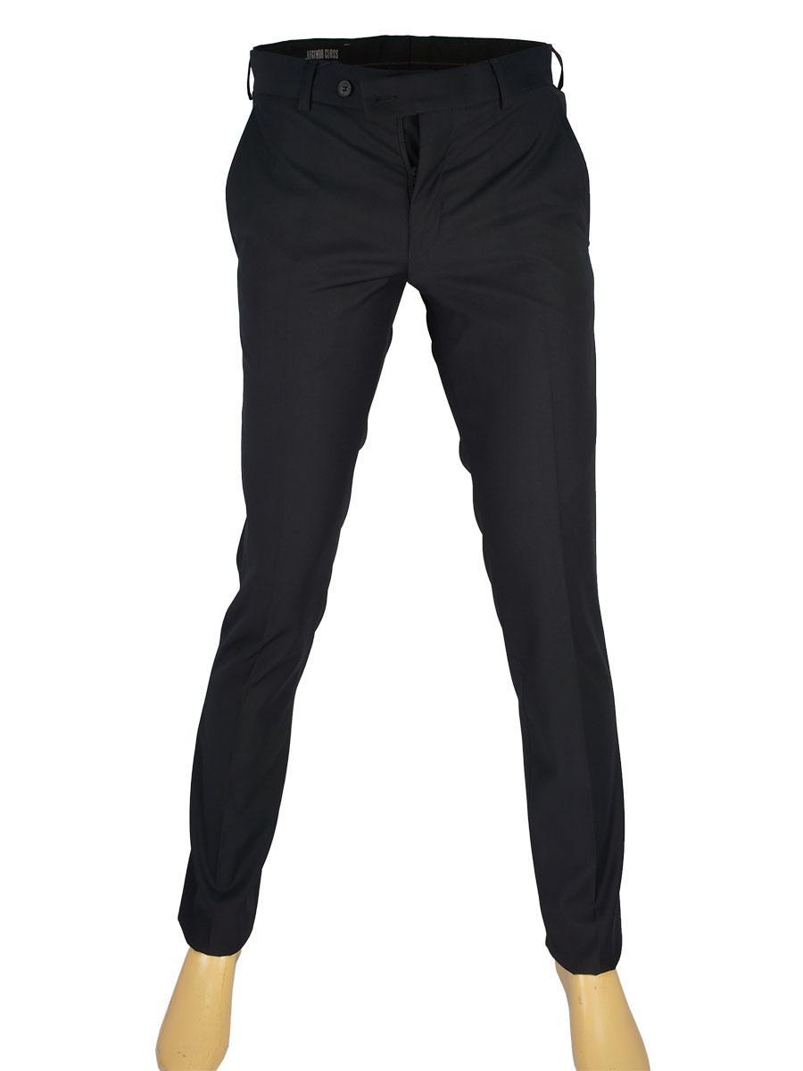Темно-сині класичні брюки для чоловіків Legenda Class 017#2