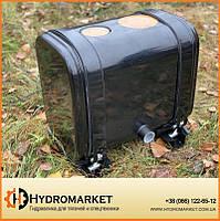 Бак гидравлический (для масла, гидробак) закабинный 60 л железный AFO Makina, фото 1