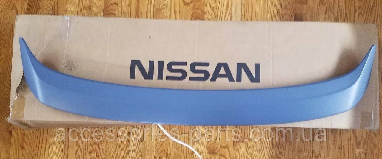 Спойлер крышки багажника (в сборе) Nissan Altima 13-2014 Новый Оригинальный