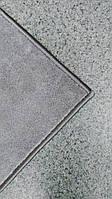 Коврик прикроватный 980х460 мм серый